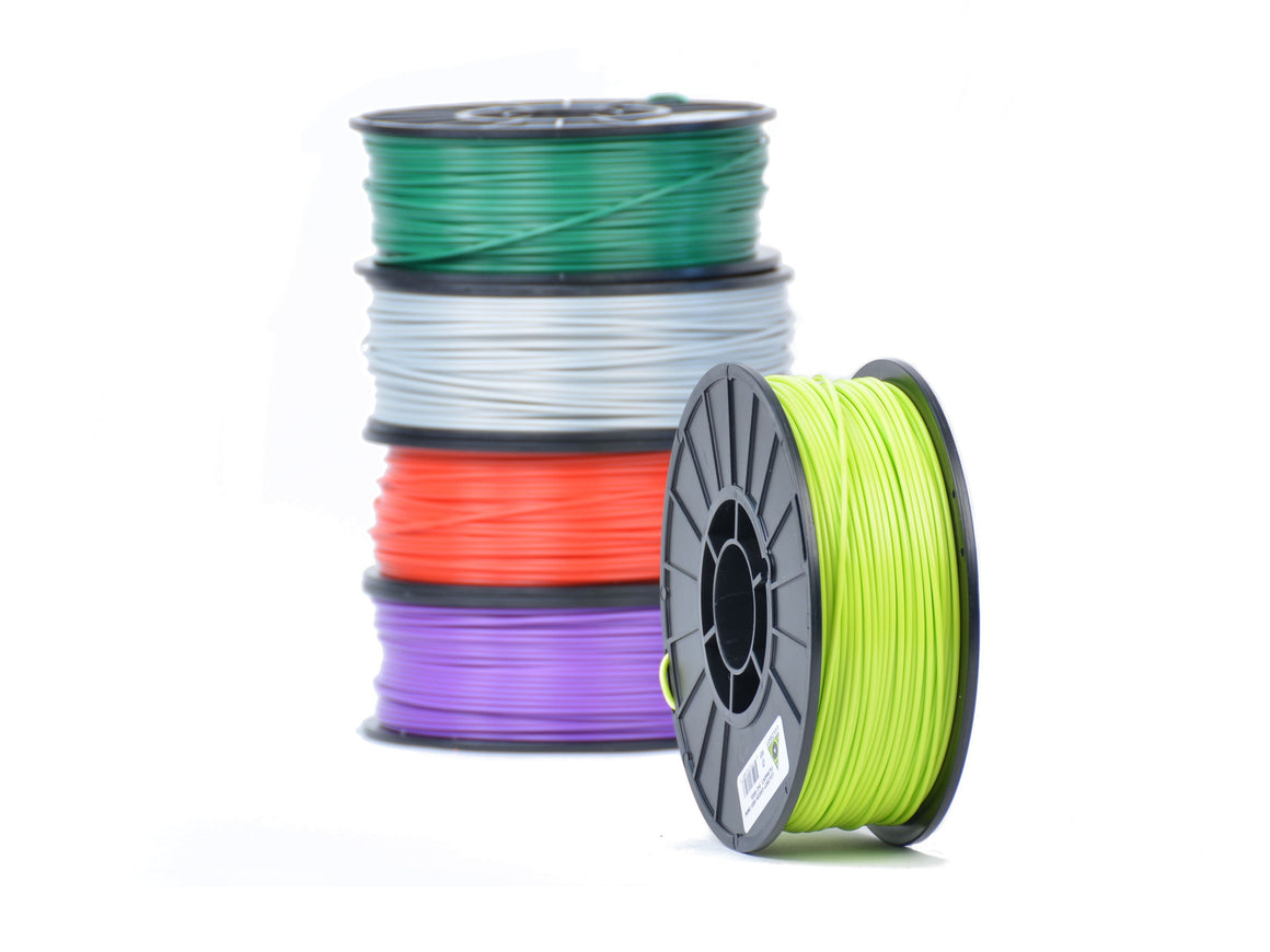 LulzBot ABS Filament by Village Plastics - 1 kg (2.2 lbs)