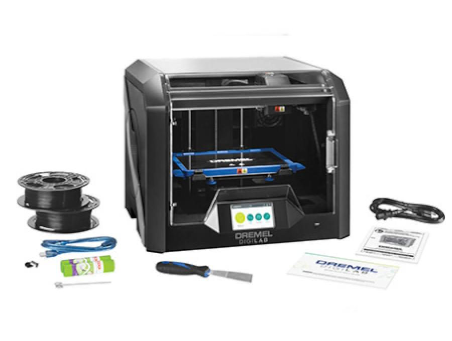 DREMEL 3D45 Idea Builder 3D Printer - Wireless - 3D45-01