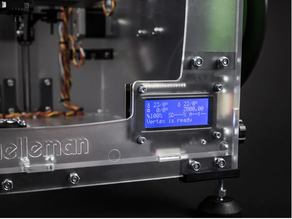 Velleman K8400: Vertex 3D Printer Kit