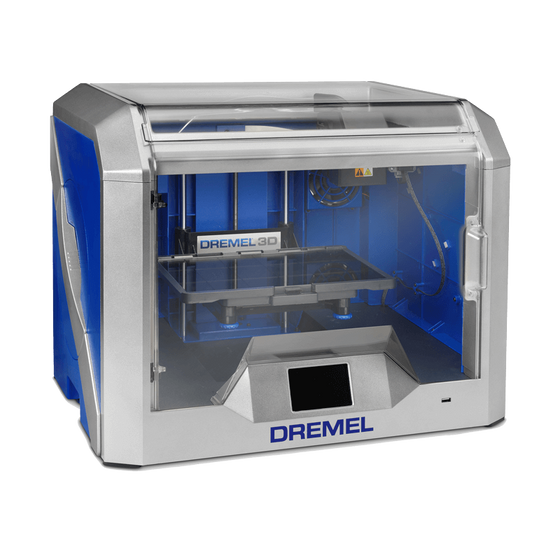 DREMEL 3D40 Idea Builder 3D Printer - Wireless - 3D40-01