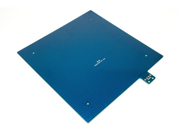 Velleman P8200BED/SP: PCB for Bed Plate for K8200 3D Printer