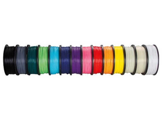 Velleman PLA Filament in 14 Colors and 2 Diameters - 1.75mm - 1/16""