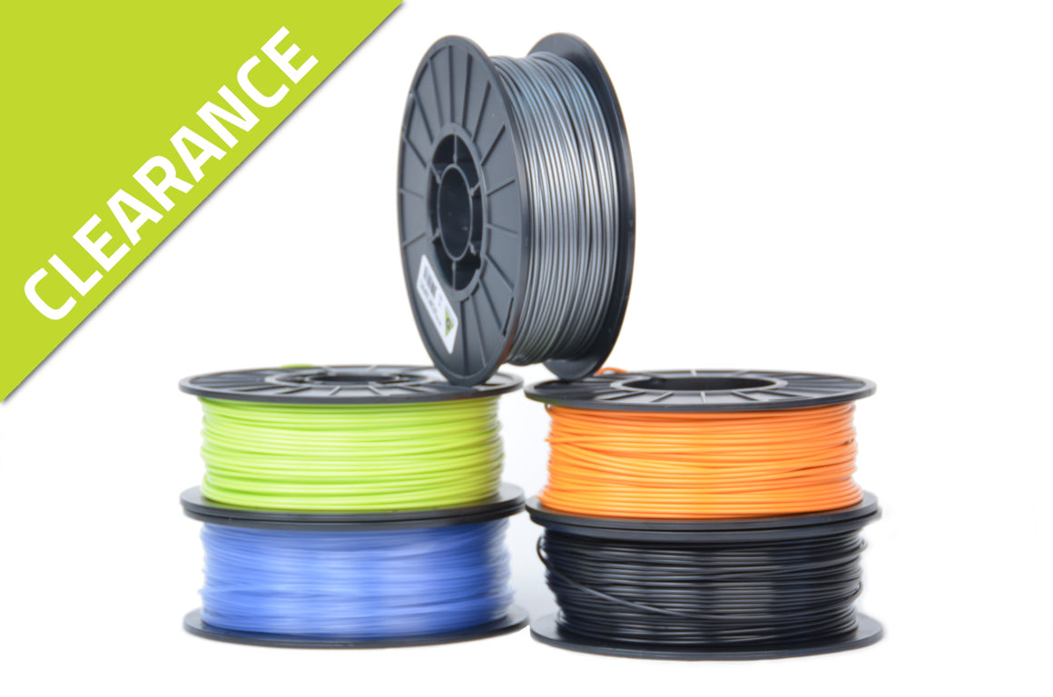 Lulzbot Sale: PLA by Village Plastics - 1 kg (2.2 lbs)