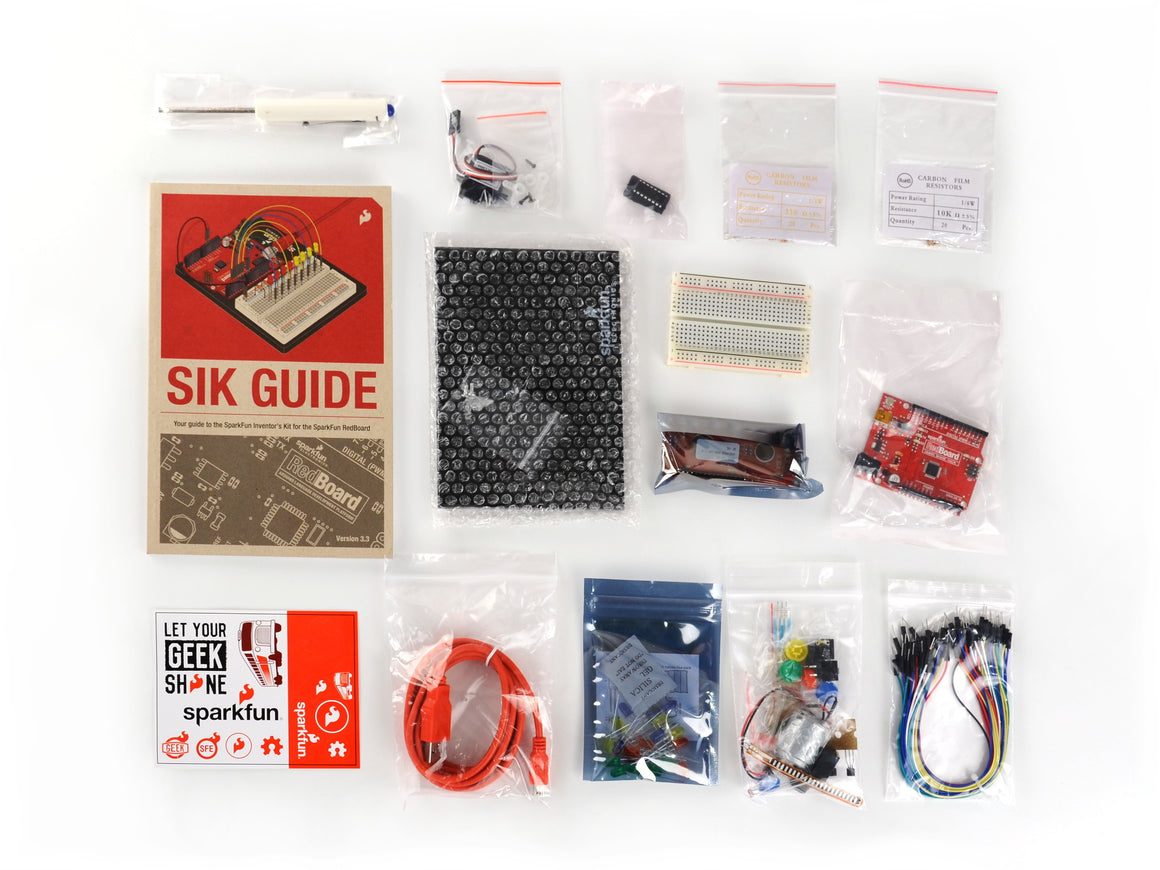 Lulzbot SparkFun Inventor's Kit V3.3 - Special Edition