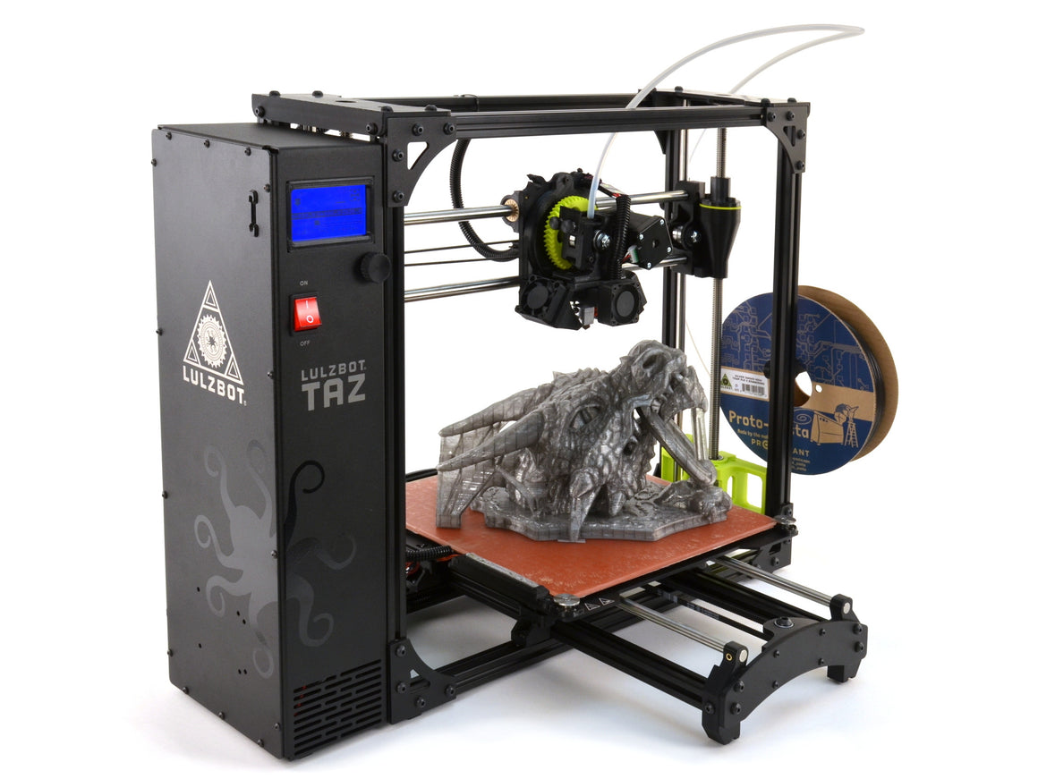 LulzBot TAZ 6 3D Printer