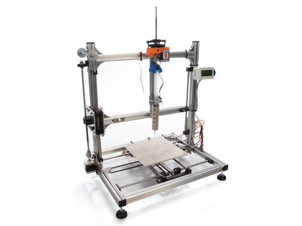 Velleman K8205: Paste Extruder Upgrade for K8200 3D Printer