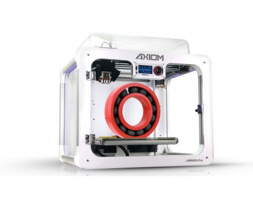 Airwolf 3D Axiom Dual Direct Drive 3D Printer