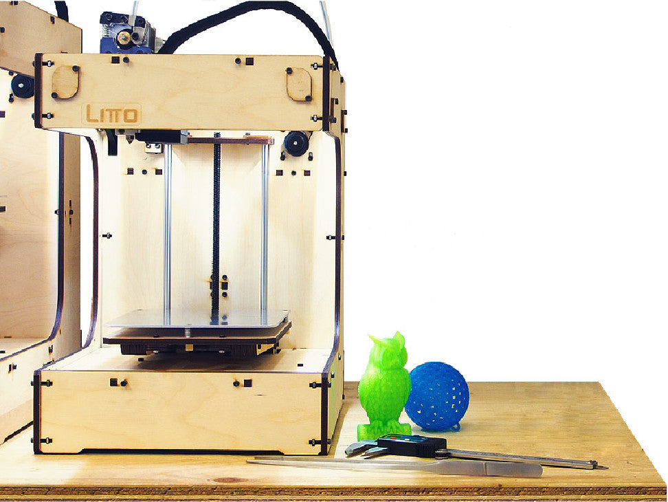TINKERINE LITTO Do It Yourself 3D Printer Kit