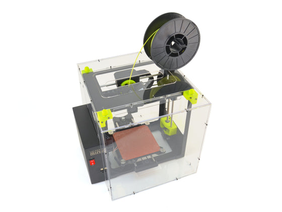 LulzBot Mini Enclosure by Printed Solid