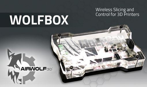 Airwolf 3D Wolfbox