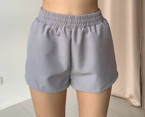 Betty Shorts (SLATE GRAY | FOR PRE-ORDER)