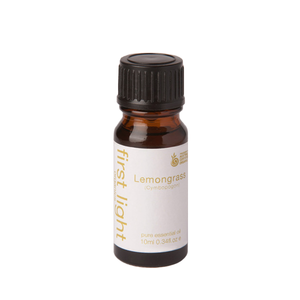Lemongrass Certified Organic Essential Oil