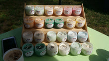 100% Soy Wax Candles 5 oz Frosted Glass