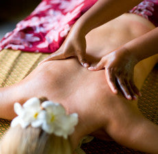 Ayurvedic Revitalizing Massage Blend