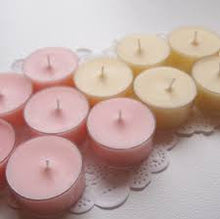 100% Soy Wax Candles 6 Pack Tea Lights