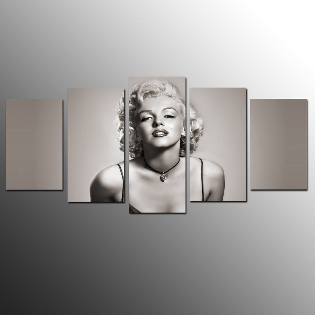 Marilyn Monroe Living Room Decor Artwork Canvas Prints Marilyn Monroe Canvas Wall Art Painting