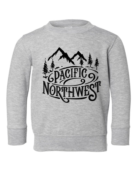 "Kids ""Pacific Northwest"" Fleece"