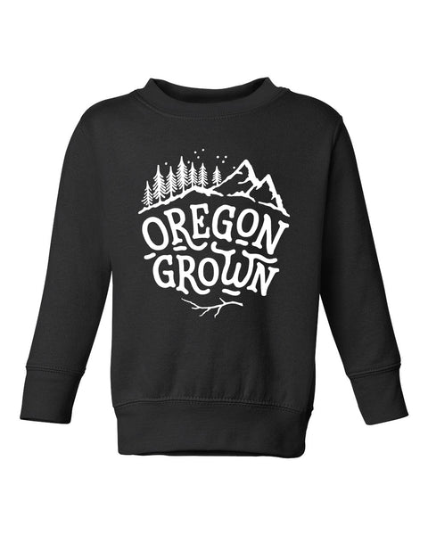 "Kids ""Oregon Grown"" Fleece"
