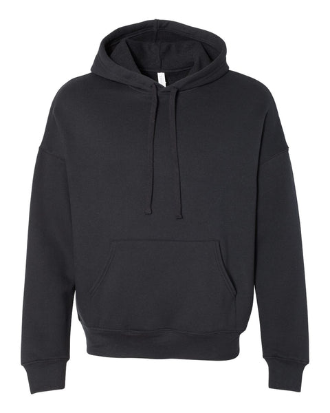 Mens Drop Shoulder Hoodie