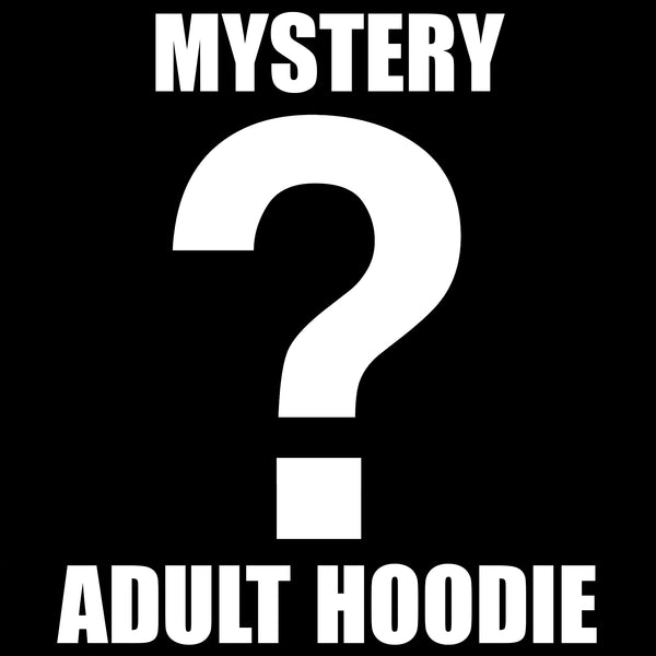 ADULT April Mystery Hoodie Of The Month