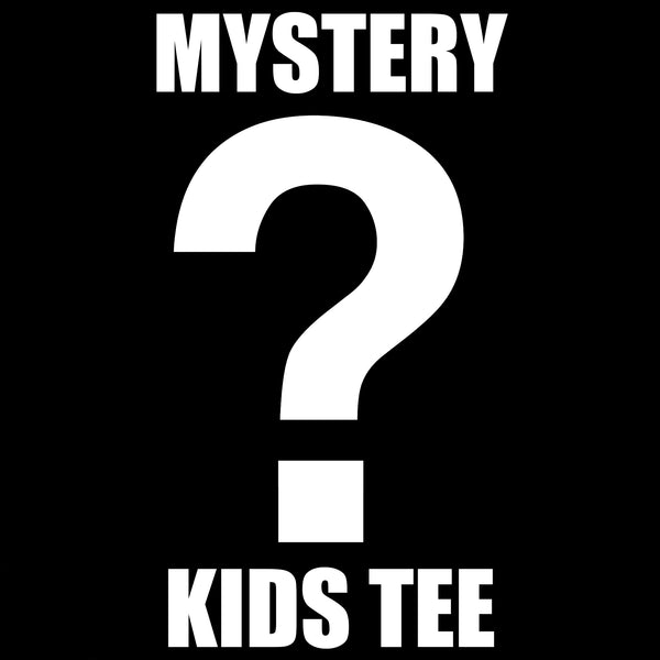 KIDS April Mystery Tee Of The Month