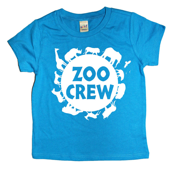 "Kids ""Zoo Crew"" T-Shirt"