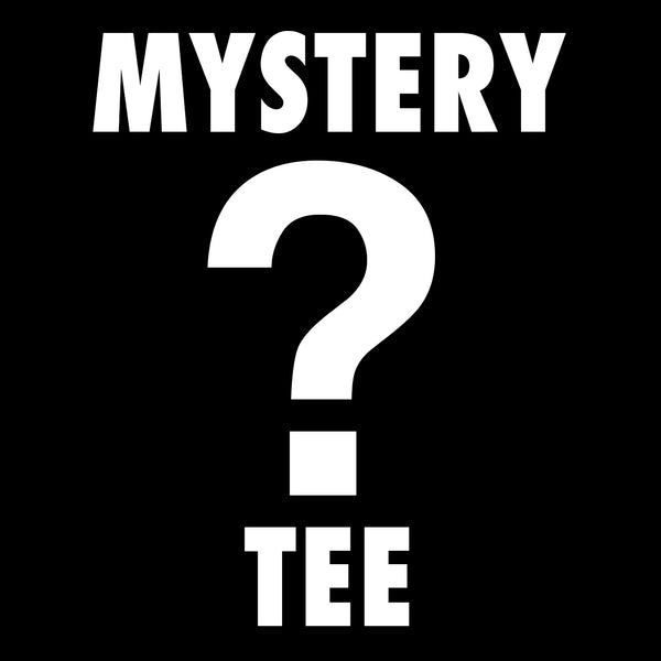 ADULT April Mystery Tee Of The Month