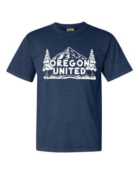 Unisex Oregon United short sleeve