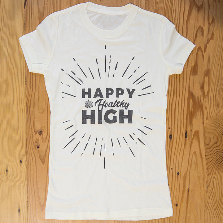 Happy Healthy High T-Shirt