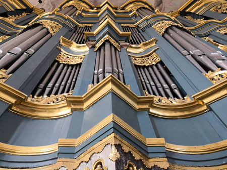 Secrets of Organ Playing