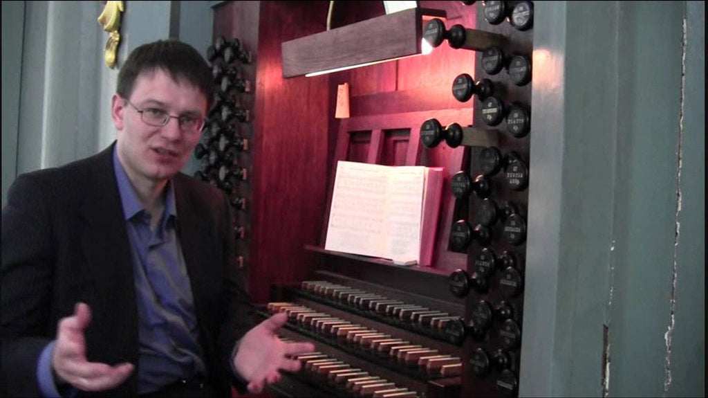 Organ Hymn Improvisation (Level 1)