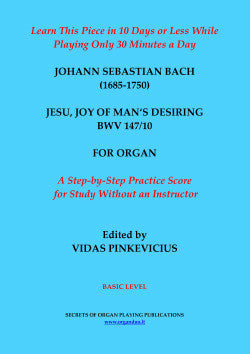 Jesu, Joy of Man's Desiring by J.S. Bach