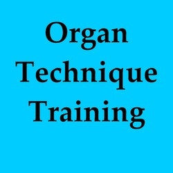 Organ Technique Training
