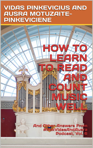 How To Learn To Read And Count Music Well