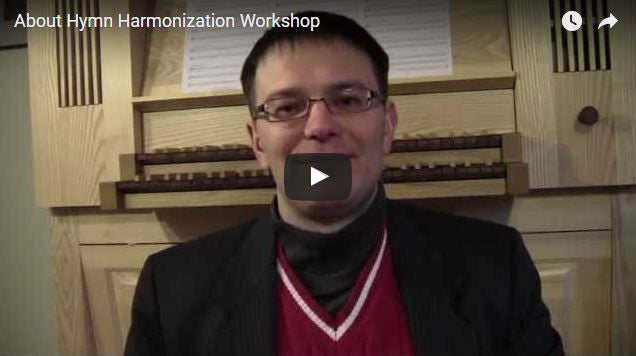 Hymn Harmonization Workshop