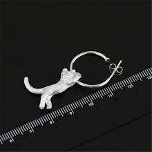 Jardin Removable Cat Earrings