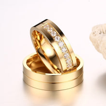 Eternal Love Couple Rings
