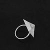 Jardin Pyramid Sterling Silver Ring - thatringshop