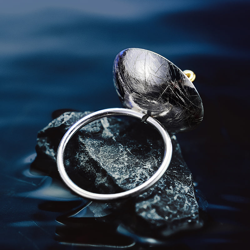 Swan Lake Sterling Silver Ring