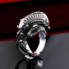 Alien Stainless Steel Ring