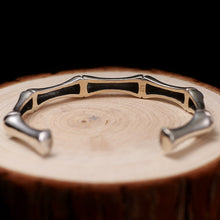 Skeleton Open Cuff Bangle