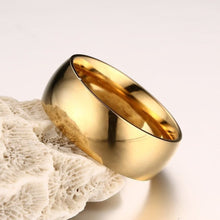 Golden Charms Ring