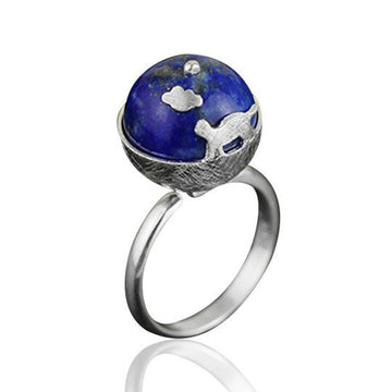 Top Of The World Kitty Ring