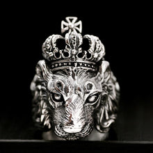 Lion's Crown Ring