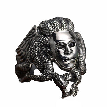 Medusa Bikers Ring