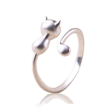 Little Cutie Kitty Ring