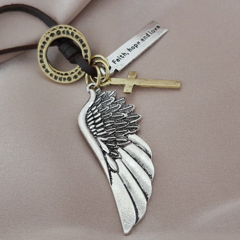 Angel Of Deliverance Necklace
