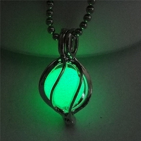 Dragon Egg Glow Necklace