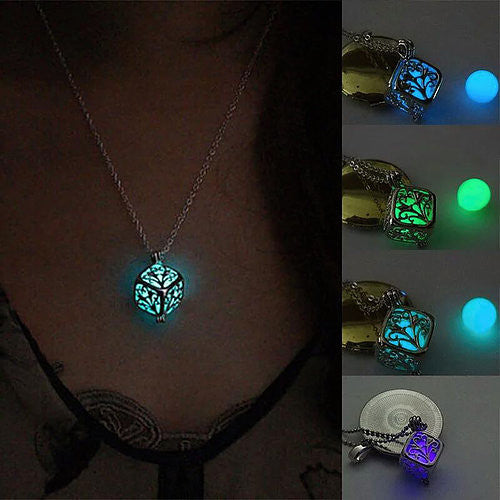 Earth Spirit Glow Necklace