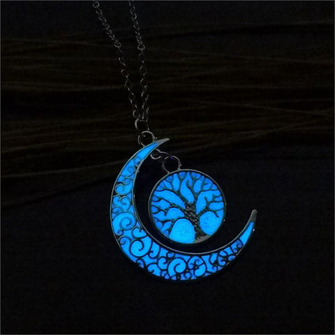 Cosmic Tree Of Life Necklace